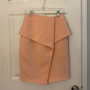 NWOT Finders Keepers Small Pink Skirt